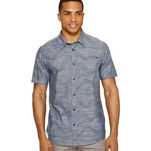 O'Neill Men's Walkabout Short Sleeve Shirt